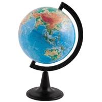 Глобус 210 мм физический